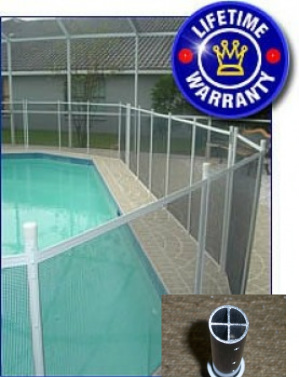 Certified pool barrier fencing to guard your baby in Kissimmee fl